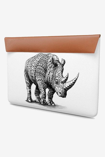 DailyObjects Rhinoceros MacBook Pro 15 Envelope Sleeve