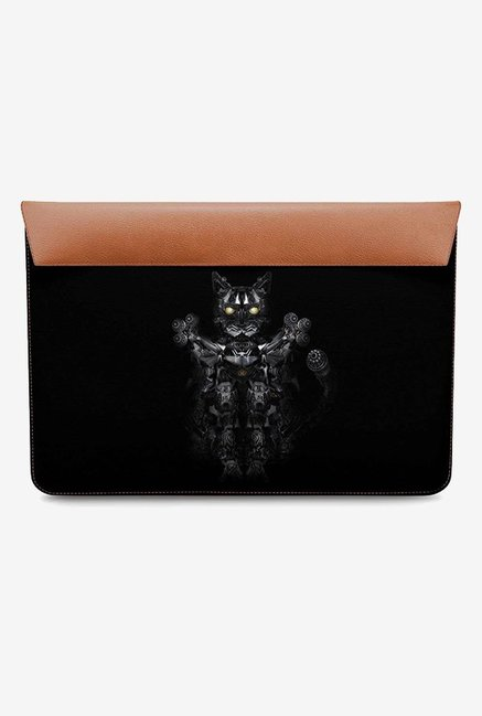 DailyObjects RoboWarrior Cat MacBook Air 13 Envelope Sleeve