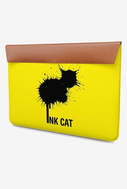 DailyObjects Rorschach Cat MacBook Pro 15 Envelope Sleeve
