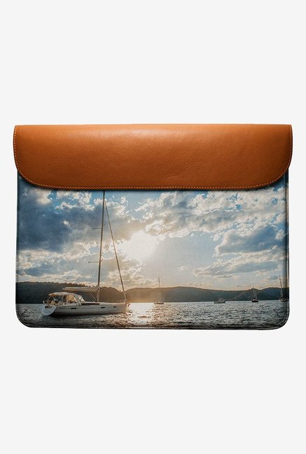 DailyObjects Sail Away MacBook Pro 13 Envelope Sleeve