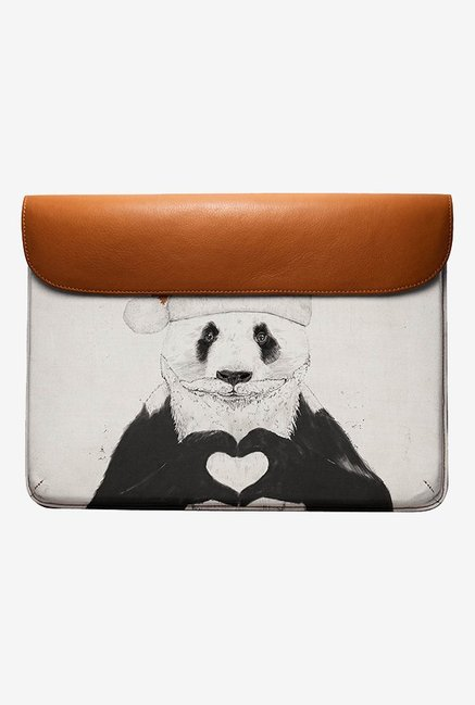 DailyObjects Santa Panda MacBook Pro 15 Envelope Sleeve