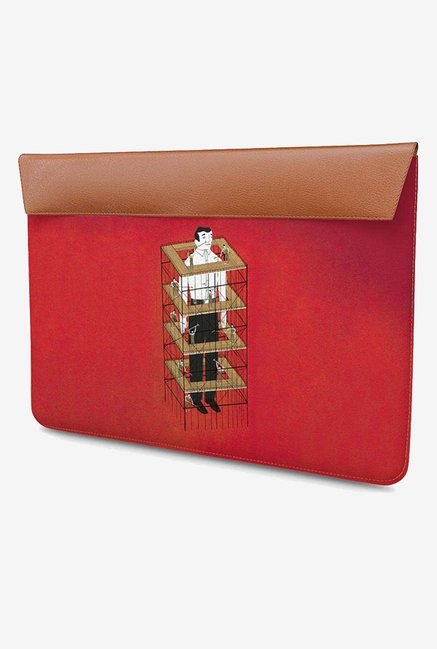 DailyObjects Self Improvement MacBook Pro 15 Envelope Sleeve