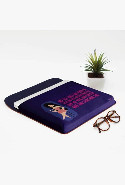 DailyObjects She Fine MacBook Air 13 Envelope Sleeve