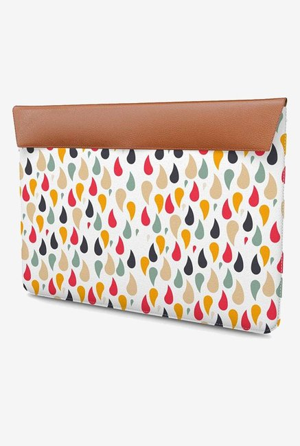 DailyObjects Rain In Color MacBook Pro 13 Envelope Sleeve
