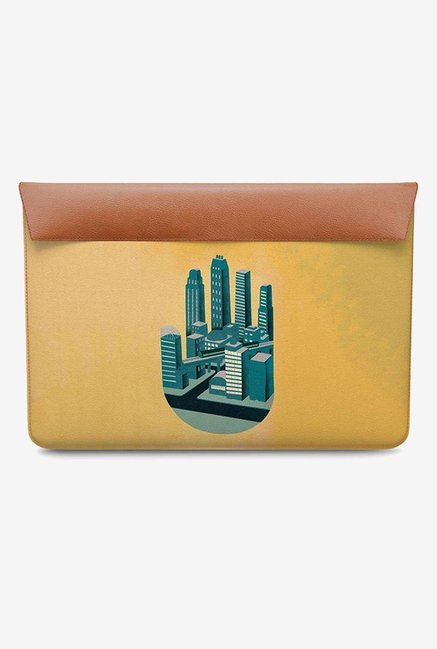 DailyObjects Skyline Hand MacBook Pro 13 Envelope Sleeve