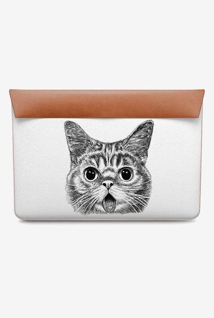 DailyObjects Shocked Cat MacBook Pro 15 Envelope Sleeve
