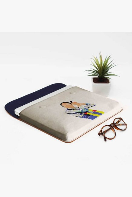 DailyObjects Zeenat Toke MacBook Pro 13 Envelope Sleeve