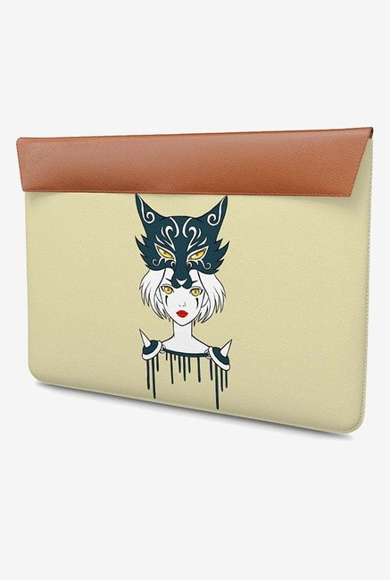 DailyObjects Wolf Tribe MacBook Pro 15 Envelope Sleeve