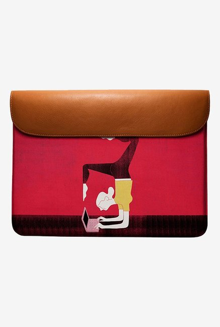 DailyObjects Work From Home MacBook Air 13 Envelope Sleeve
