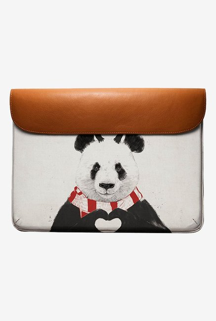 DailyObjects Xmas Panda MacBook Air 13 Envelope Sleeve
