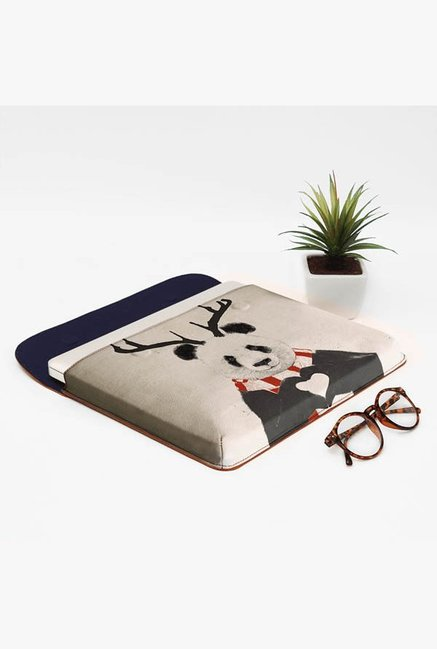 DailyObjects Xmas Panda MacBook Pro 15 Envelope Sleeve