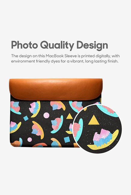 DailyObjects Swirl Backpack MacBook Air 13 Envelope Sleeve