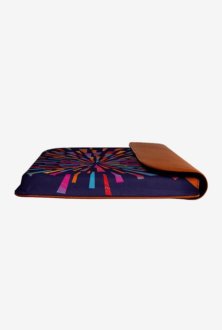 DailyObjects Swirl Backpack MacBook Pro 15 Envelope Sleeve
