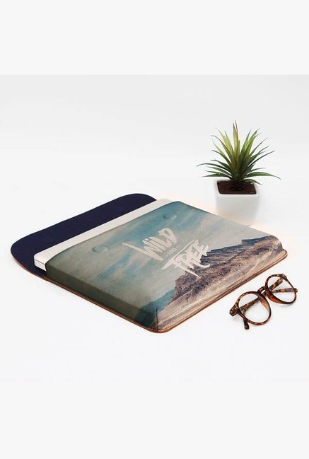 DailyObjects Wild Free MacBook Pro 13 Envelope Sleeve