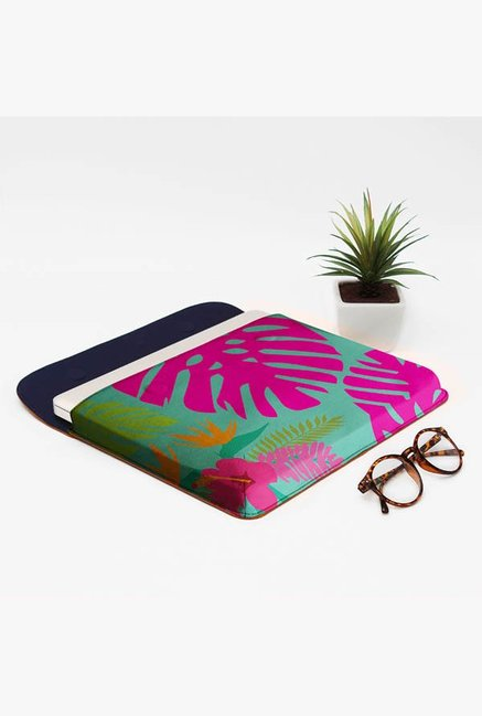DailyObjects Tropical Bright MacBook Pro 15 Envelope Sleeve