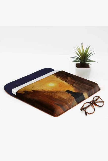 DailyObjects Walk Of Life MacBook Pro 13 Envelope Sleeve