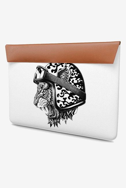 DailyObjects Tiger Helm MacBook Pro 13 Envelope Sleeve