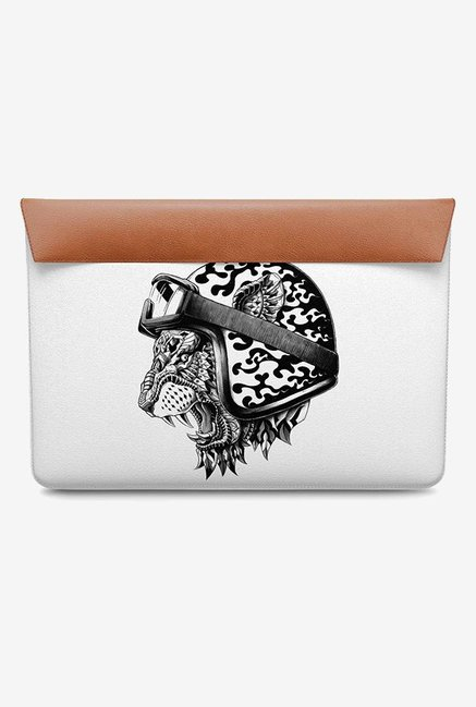 DailyObjects Tiger Helm MacBook Pro 15 Envelope Sleeve