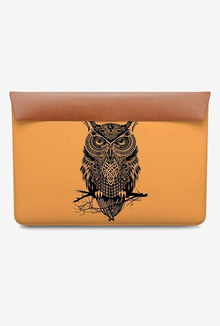 DailyObjects Warrior Owl MacBook Pro 13 Envelope Sleeve