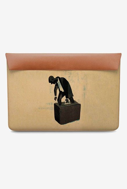 DailyObjects Too Much Baggage MacBook Air 13 Envelope Sleeve