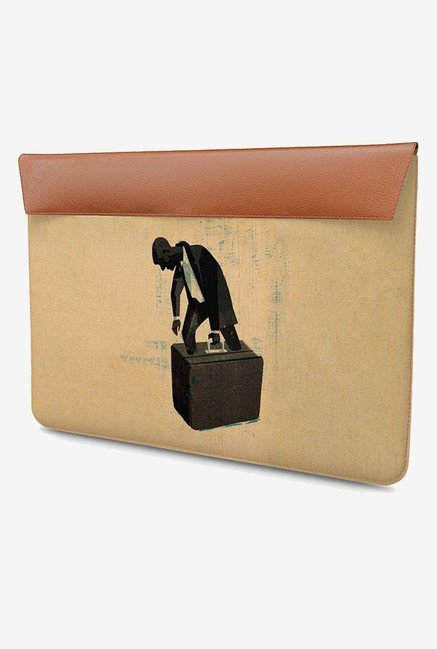 DailyObjects Too Much Baggage MacBook Pro 13 Envelope Sleeve