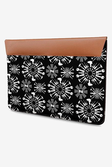 DailyObjects Tools Black MacBook Air 13 Envelope Sleeve
