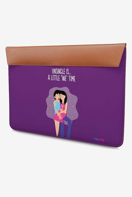 DailyObjects We Time MacBook Air 13 Envelope Sleeve