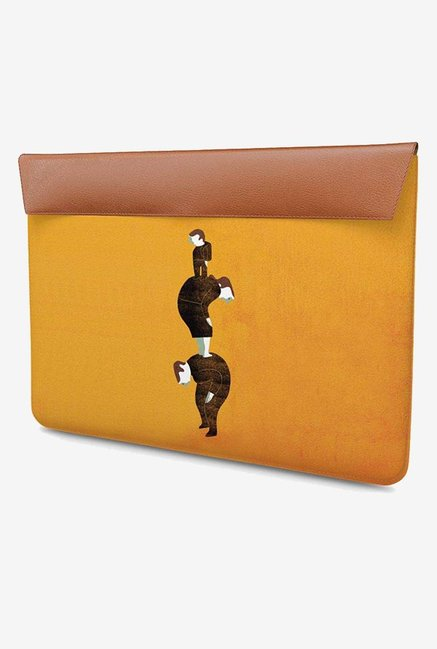 DailyObjects Top Management MacBook Air 13 Envelope Sleeve