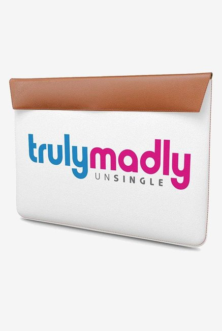 DailyObjects Unsingle MacBook Pro 15 Envelope Sleeve