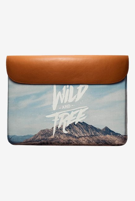DailyObjects Wild Free MacBook Pro 15 Envelope Sleeve