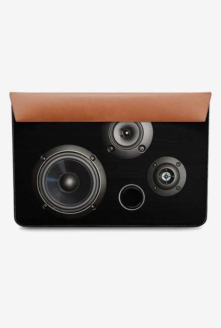 DailyObjects Speakers MacBook Pro 13 Envelope Sleeve