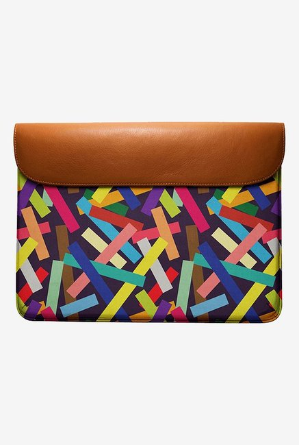 DailyObjects Square Confetti MacBook Pro 13 Envelope Sleeve