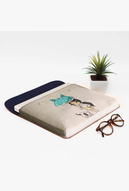 DailyObjects Strolling Out MacBook Air 13 Envelope Sleeve