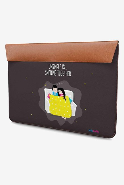 DailyObjects Snoring Together MacBook Pro 13 Envelope Sleeve