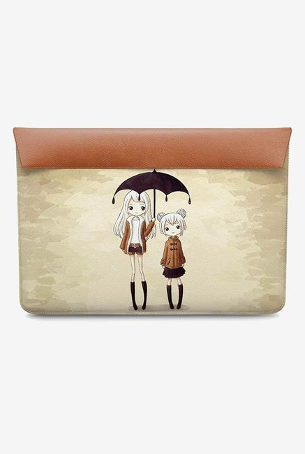 DailyObjects Sunshine Sisters MacBook Pro 13 Envelope Sleeve