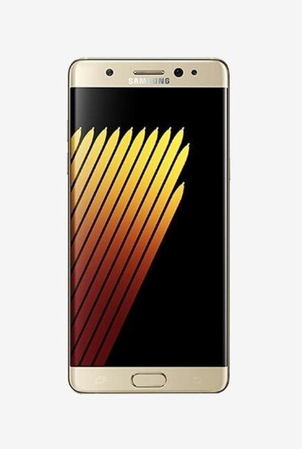 Samsung Galaxy Note7 64 GB Dual Sim (Gold)