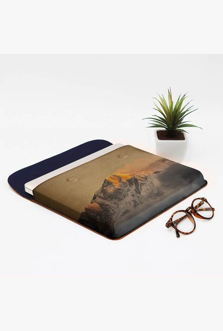 DailyObjects Golden Peak MacBook Pro 15 Envelope Sleeve