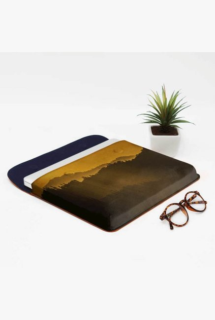 DailyObjects Layered Sunlight MacBook Pro 15 Envelope Sleeve