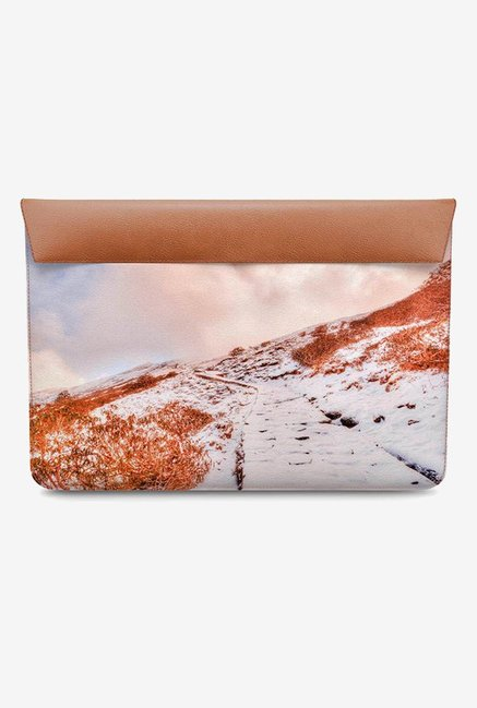 DailyObjects Snow Trail MacBook Air 13 Envelope Sleeve