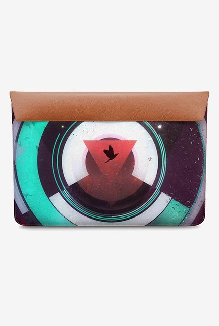 "DailyObjects Rycyrd 8 Macbook Air 13"" Envelope Sleeve"