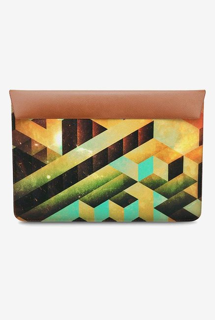 "DailyObjects Gyrdyn Grwws Macbook Pro 15"" Envelope Sleeve"