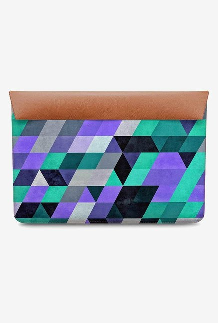 "DailyObjects Mynty Zyre Macbook Pro 13"" Envelope Sleeve"