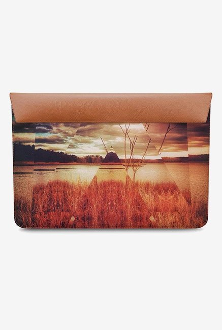 "DailyObjects Pyrmyd Stylk Macbook Pro 15"" Envelope Sleeve"