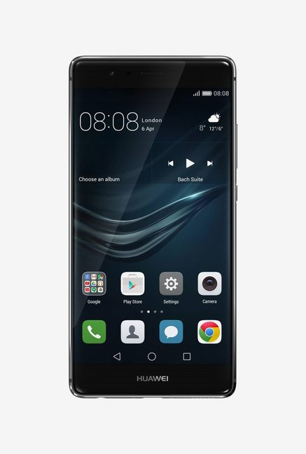 a few days away stable quality 2018 sneakers Buy Huawei P9 Single Sim 32 GB (Titanium Grey) Online at ...