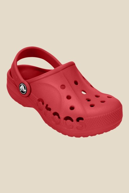 Crocs Baya Pepper Clogs