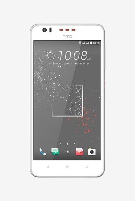 HTC Desire 825 Dual Sim 4G 16  GB  Sprinkle White  HTC Electronics TATA CLIQ