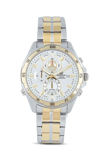 cbfc91fc5 Buy Casio EFR-547SG-7A9VUDF Edifice Analog Watch for Men for Men at Best  Price @ Tata CLiQ
