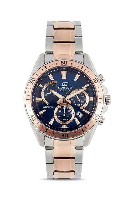 8ae24c478 Buy Casio EFR-552SG-2AVUDF Edifice Analog Watch for Men for Men at Best  Price @ Tata CLiQ