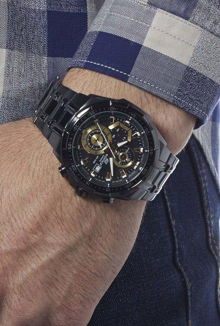 Buy Casio EFR-539BK-1AVUDF Edifice Analog Watch for Men for Men at ... 6de97e3a4