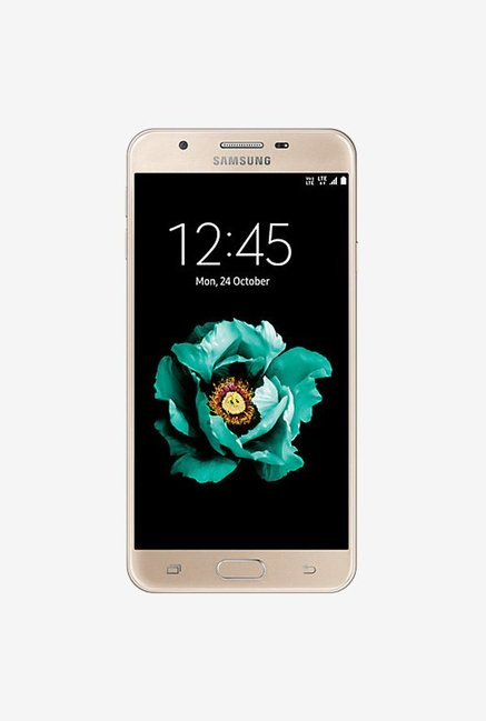 d313bc5f72 Buy Samsung Galaxy J7 Prime 4G Dual Sim 16 GB (Gold) Online at best price  at TataCLiQ